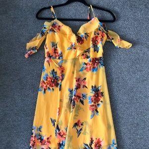 Guess Maxi Dress XS NWT